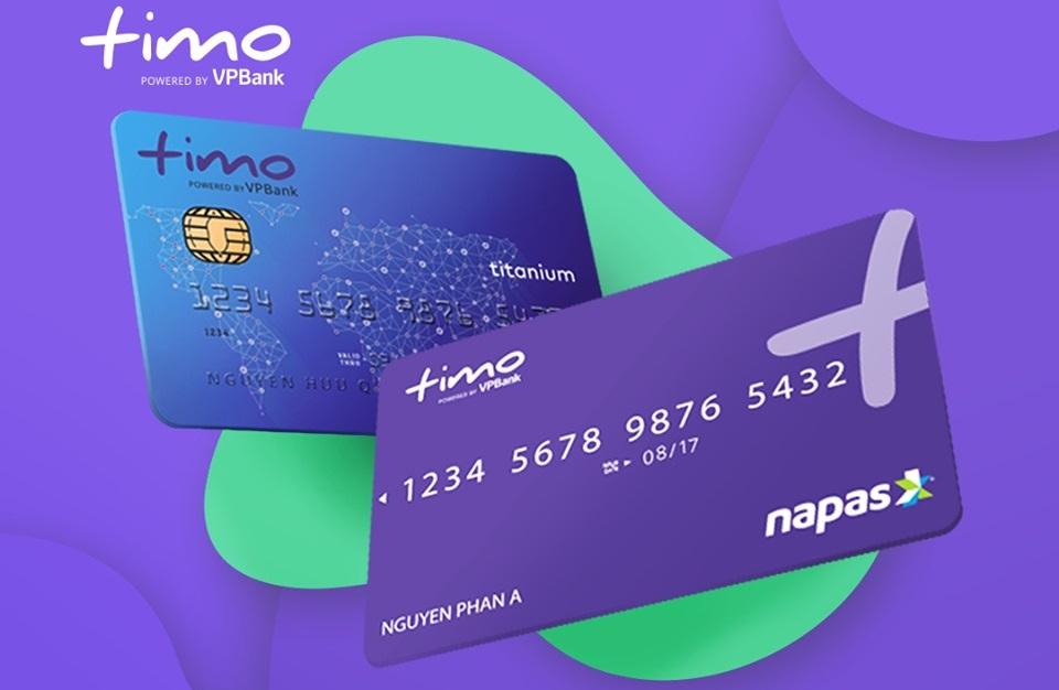 Nên làm thẻ ATM ngân hàng nào? - Ngân hàng số Timo - Money24h