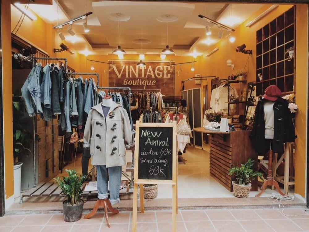bán quần áo cũ làm giàu tại nhà