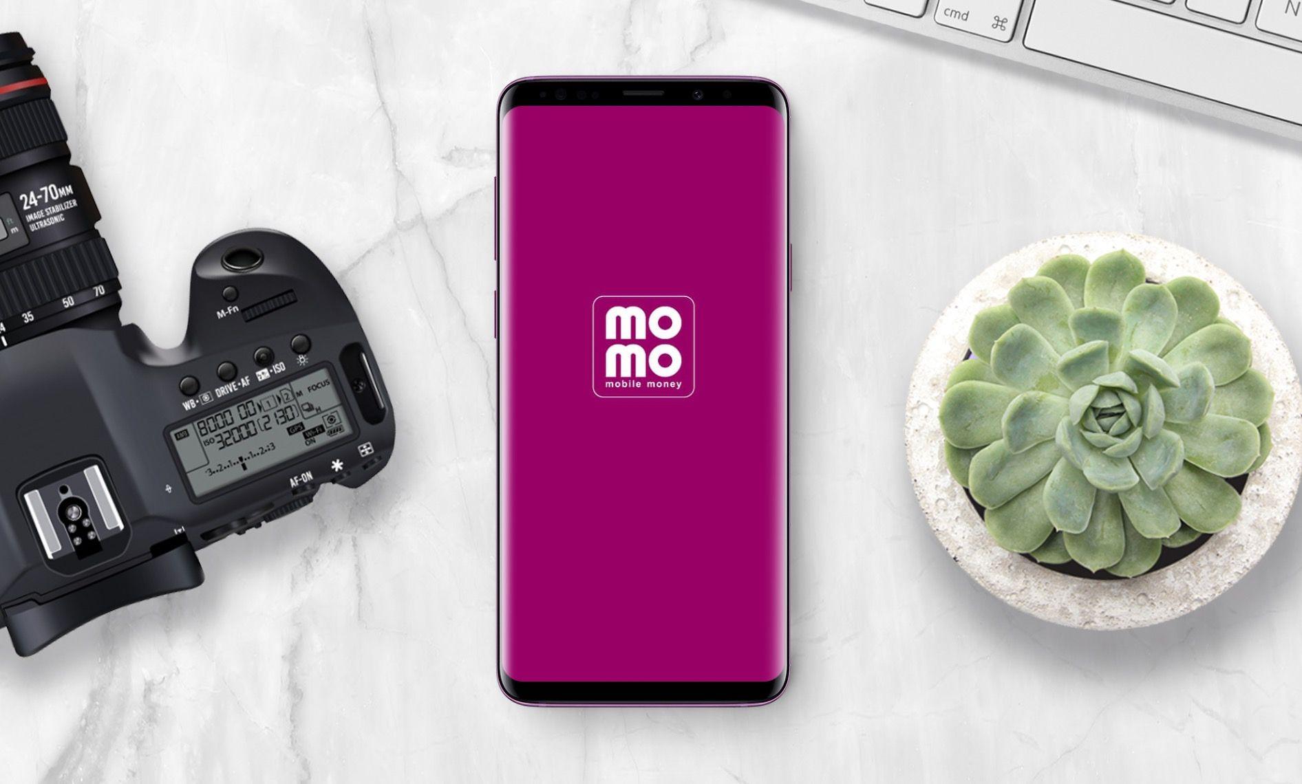Ứng dụng chuyển tiền qua điện thoại - Ví điện tử Momo