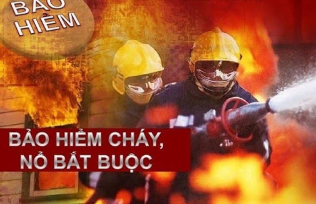Quyền lợi khi tham gia bảo hiểm cháy nổ bắt buộc