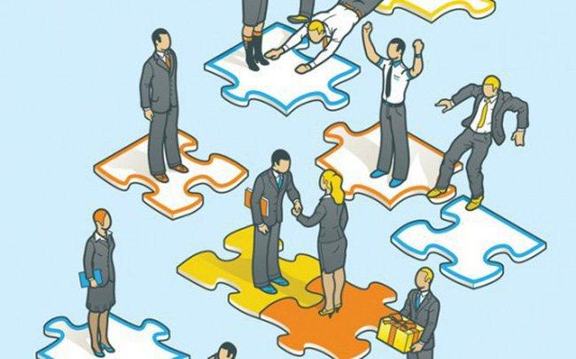 Các mối quan hệ xã hội là nguồn vốn quan trọng trong con đường làm giàu từ hai bàn tay trắng của bạn
