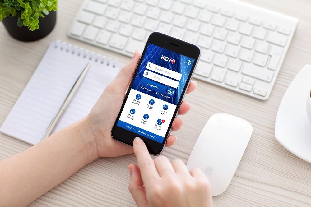 Cách thanh toán tiền nước và tiền điện online qua BIDV SmartBanking