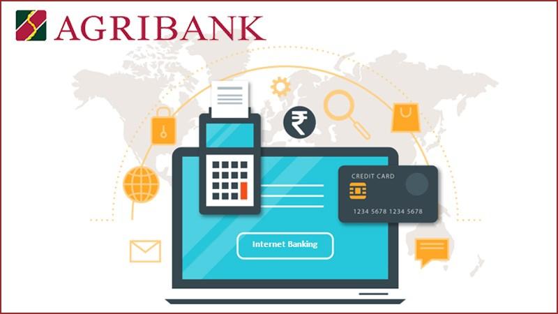 Chuyển khoản Agribank thông bằng Internet Banking