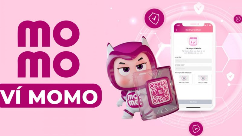 Nạp thẻ Vinaphone thông qua ví điện tử Momo - Money24h