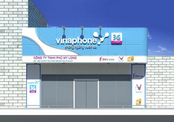 Nạp thẻ Vina trả sau qua cửa hàng Vina