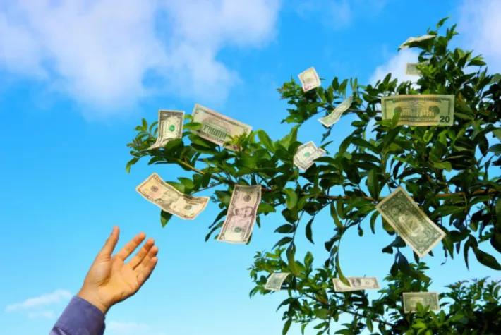 làm giàu để tiền sự sinh ra tiền