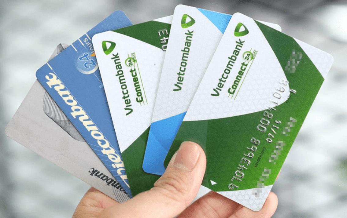 Vietcombank - Ngân Hàng TMCP Ngoại Thương Việt Nam - Thẻ tín dụng