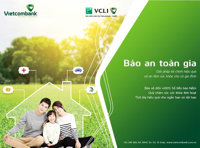 Vietcombank - Ngân Hàng TMCP Ngoại Thương Việt Nam - Bảo Hiểm