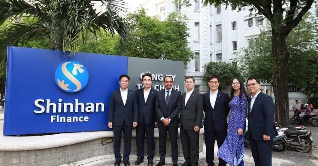 Công ty tài chính Shinhan Finance 1