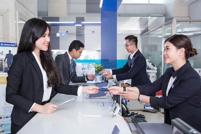 Sản phẩm tài chính của công ty tài chính Shinhan Finance 1