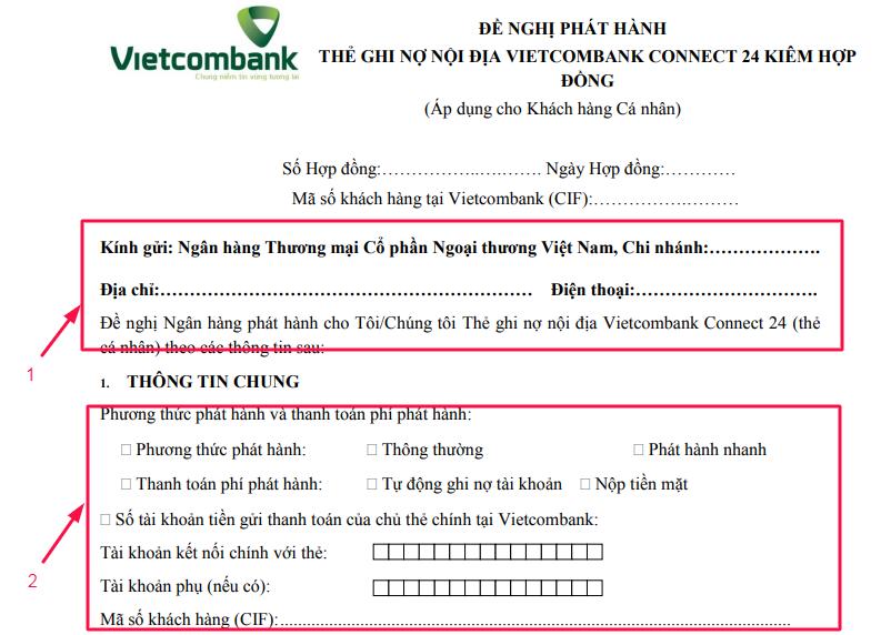 Hướng dẫn cách làm thẻ ngân hàng chi tiết, nhanh chóng