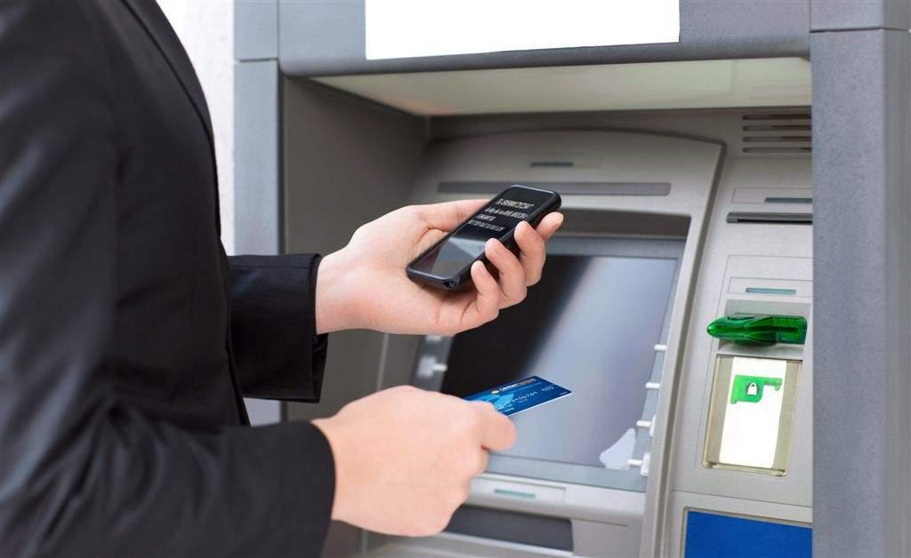 Chuyển khoản khác ngân hàng tại cây ATM