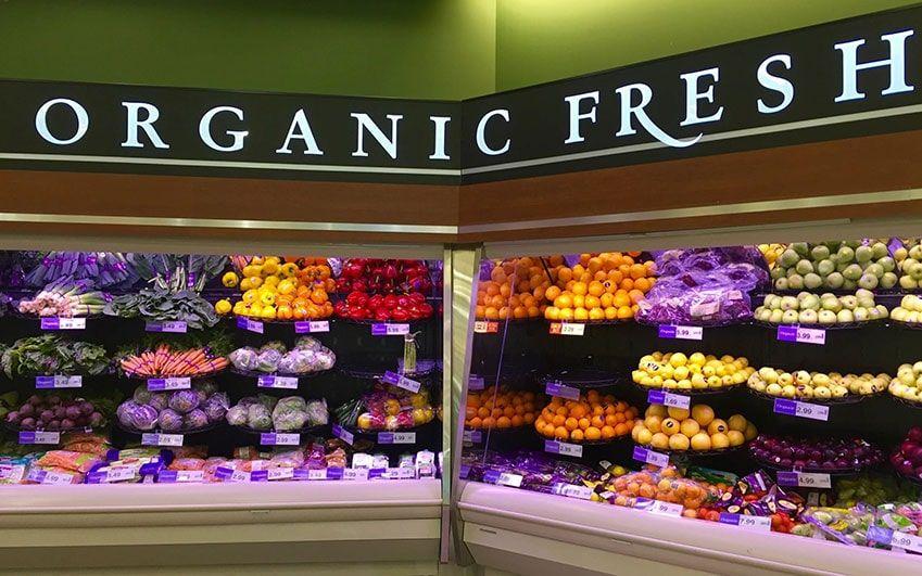 Xu hướng làm giàu nhanh từ thực phẩm hữu cơ an toàn