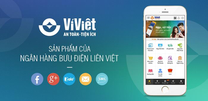 Ứng dụng mobile Ví Việt