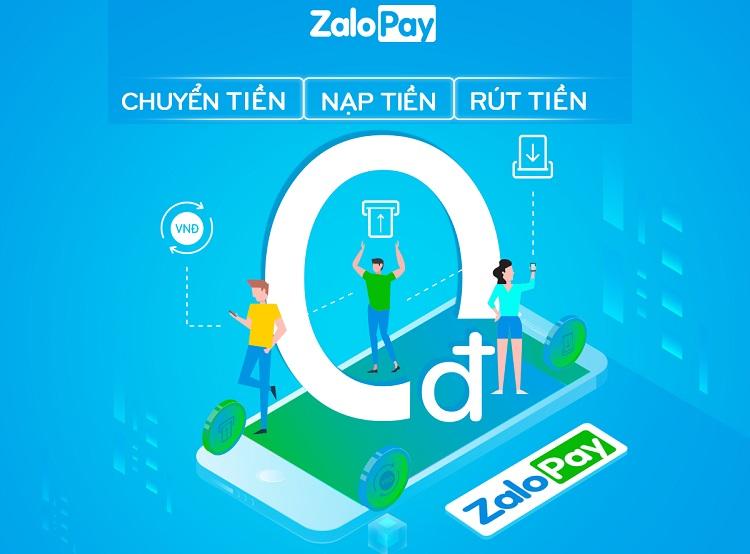 Chuyển tiền online bằng ví điện tử ZaloPay