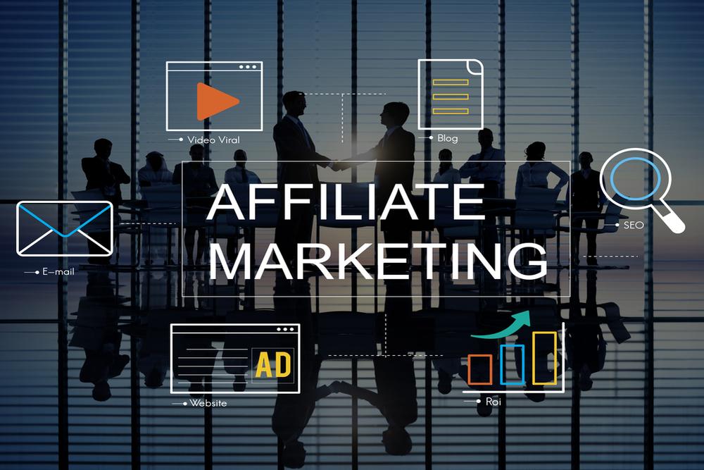 cách kiếm tiền online với Affiliate Marketing - tiếp thị liên kết