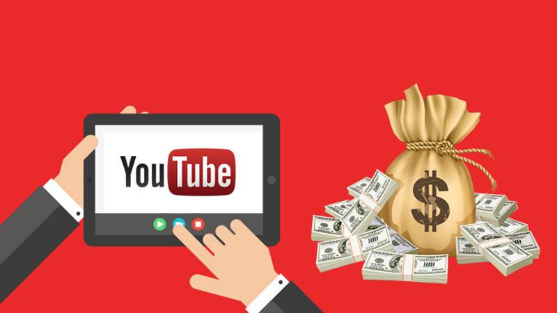 kiếm tiền online từ việc xây dựng kênh YouTube